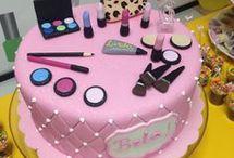 Festa Tema Maquiagem