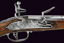 フリントロック式銃