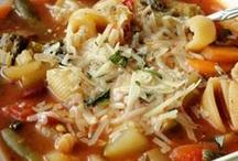 Soup a loop