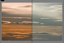 Sky in lightroom