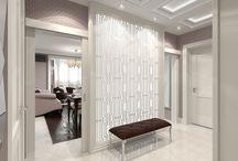 Дизайн интерьера квартиры в Строгино / ar deco interior