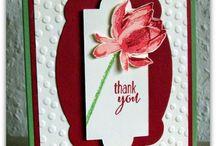 Cartes fleurs 3D