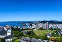 Napier tot Wellington / Napier staat bekend om zijn Art Deco architectuur en Wellington is de hoofdstad van Nieuw-Zeeland waar ook de regering is gehuisvest. De natuur er tussen in is adembenemend. De foto's horen bij het volgende reisverhaal: http://reizenin-nieuw-zeeland.nl/napier-tot-wellington/