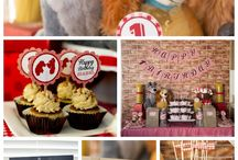 Dog Party Ideas / by Sassy Sisters