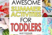 Activități de vară pentru copii