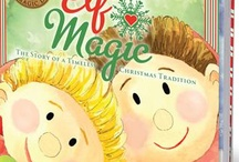 Elf Magic Books to Read / We love reading. These are some of our favorite kids books! What are you reading?