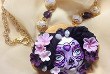 Kamenthya / Creations in polymer clay.