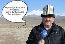 Kırgızistan can / Yahşı ülke Kırgızistan fotoğrafları