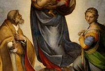 Raphael nativity