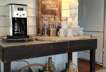 Dessert & Coffee Bars