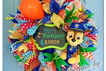 Poikien syntymäpäiväjuhlat