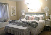 Home - Master Bedroom / by Alisha Coleman