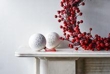 Lady Joanna 's Christmas Style Inspiration Board