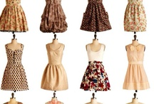 Dresses / by Krystal Nodland