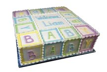 Cakes - Baby Shower