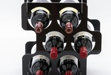 Wine Rack - FlatPack / Just starting collecting wine! Choose designer aluminum Winerack to show off and store your wine. http://www.displaywine.com