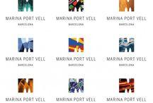 Logos ciudades y puertos