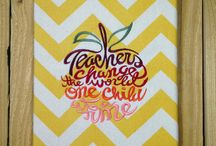 Teacher Craft Gifts