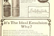 Vintage: LOFOTEN advertisements