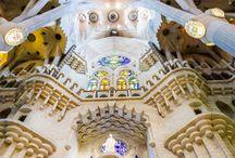Gaudì un vero genio. / un viaggio a Barcellona è l'occasione per vedere le opere di un grande maestro dell'architettura.