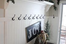 Foyer walls / Decorating