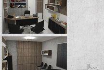 Uzina Arquitetura / Nesta pasta iremos colocar os projetos autorais do nosso escritório! Arquitetos: Fernanda Silveira e Raphael Cabral.