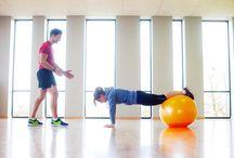 Workouts: Ball