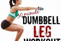 Fitness Inspiration - Legs