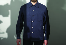 DOBSON / DOBSON - Refined workwear cut from the finest British suiting fabric