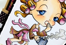 Copic Simply Betty