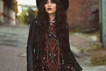 Bohemian outfits