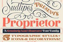 Proprietor – Sudtipos Type Family