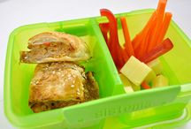 Food - kids lunches / by Ammie Howell