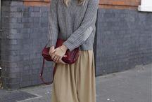 Andrea - Fall Wardrobe Inspiration / Fall style inspiration for Andrea, a Liv.vie Image Company client.