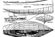 boat plans / plans for wooden boats I'd like to build.