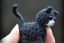 Cat Crochet and other new Crochet projects