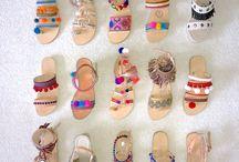 Zapatos en general