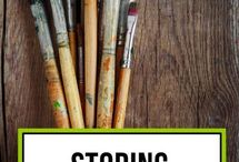 Art and Craftivities / A collection of creative ideas to integrate art (and crafts) into your upper elementary classroom.