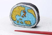 Sushi / Bento / by Deen W.