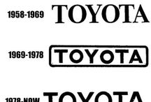 Logo Evolution / History & New image of Brand