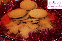 Les biscuits / Speculoos, madeleines,.....