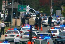 Heavy gunfire near the headquarters of the U.S. Capitol and wounding a policeman during Almtarh