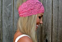 headband love / by Kathy Thompson