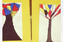 mondrian trees