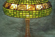 Tiffany Lamps Art Deco - Lampen Jugendstil