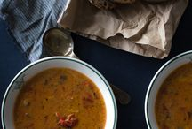 soup nazi / my autumn goal to become a healthier baker and tasty soup maker / by Eryn Halstead