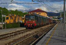 Foto della ferrovia Sulmona-Carpinone