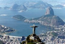 Rio / I have always dreamed of going to Rio De Janeiro ever since I saw Chipmunk Adventure! / by Megan Orser
