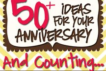 Anniversary Ideas ♥