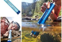 Life Water straw